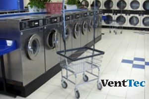 Laundromats - Duct Cleaning and Aeroseal Duct Sealing